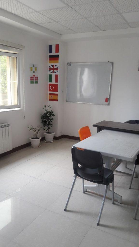 کلاسهای خصوصی زبان استاد مسجدی